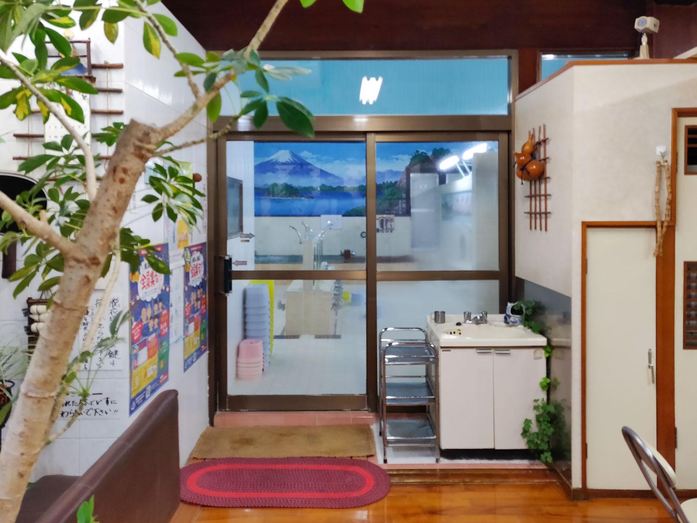 草津湯 浴室