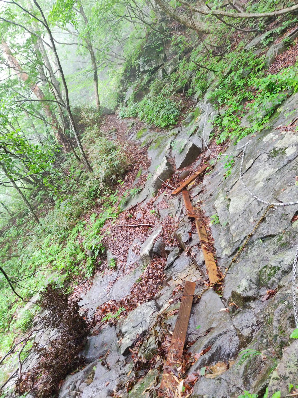 安達太良山 くろがね小屋まで4km
