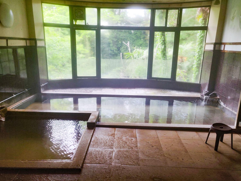 八塩温泉神水館内湯