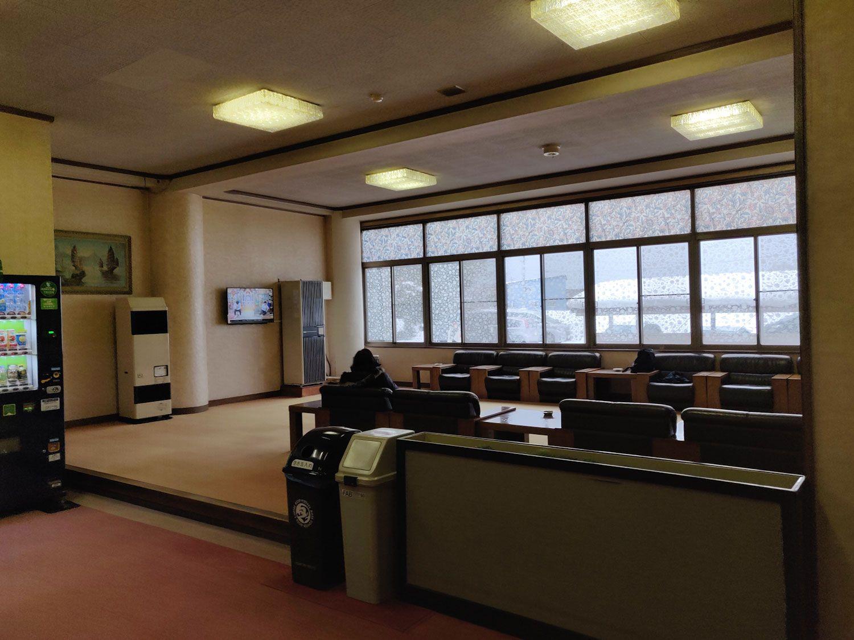 三内ヘルスセンター 休憩室