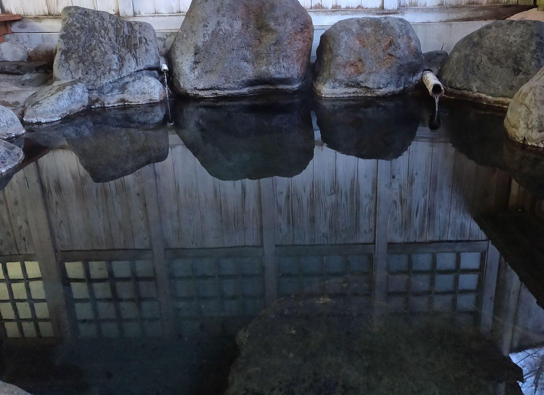 2020/1/4 奥土湯温泉 小滝温泉