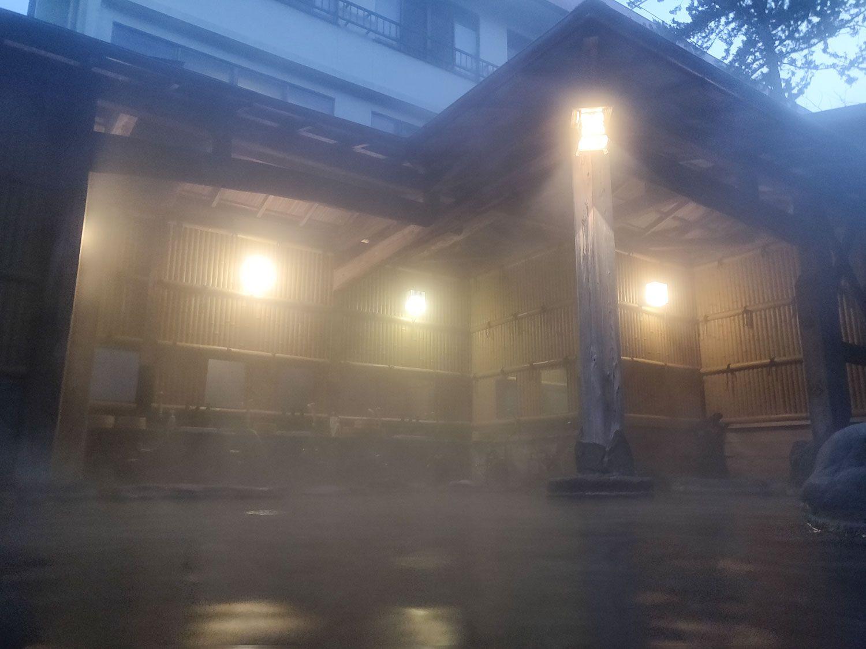 2020/1/11 七滝温泉七滝温泉ホテル