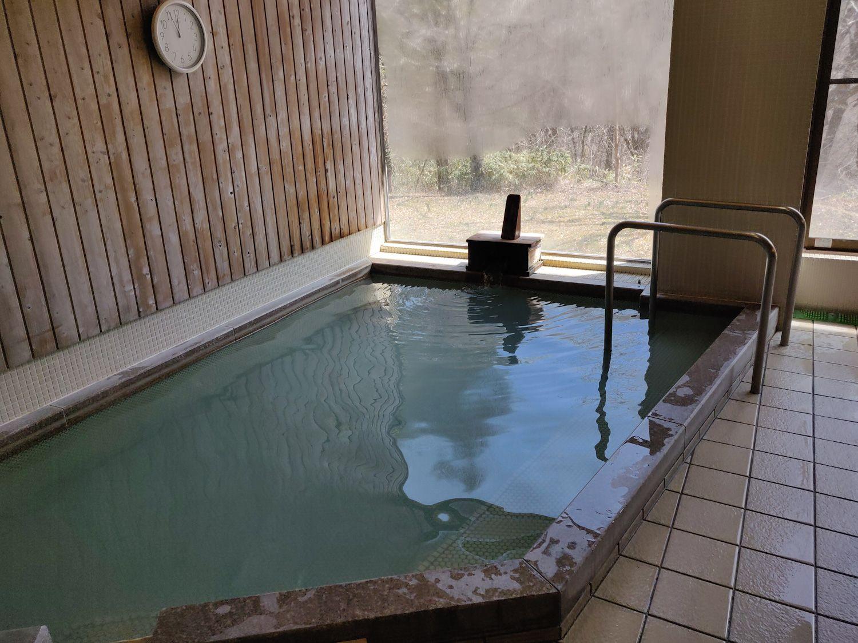 応徳温泉 内湯