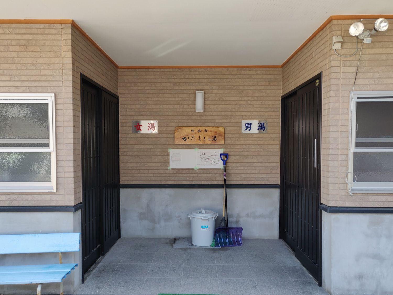 林温泉 入口