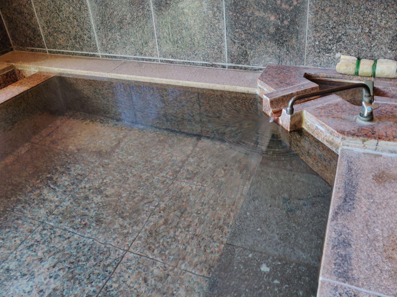 林温泉 浴槽