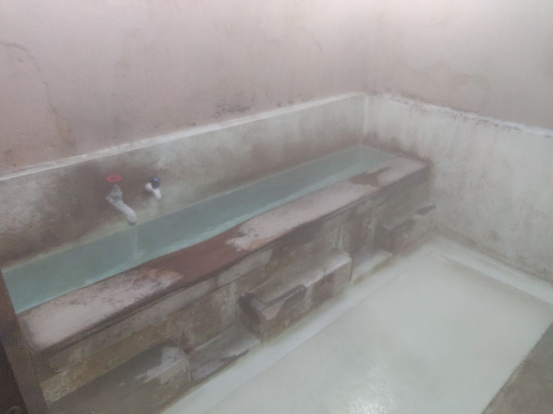 長栄の湯 洗い場