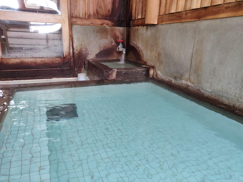 喜美乃湯 入浴中