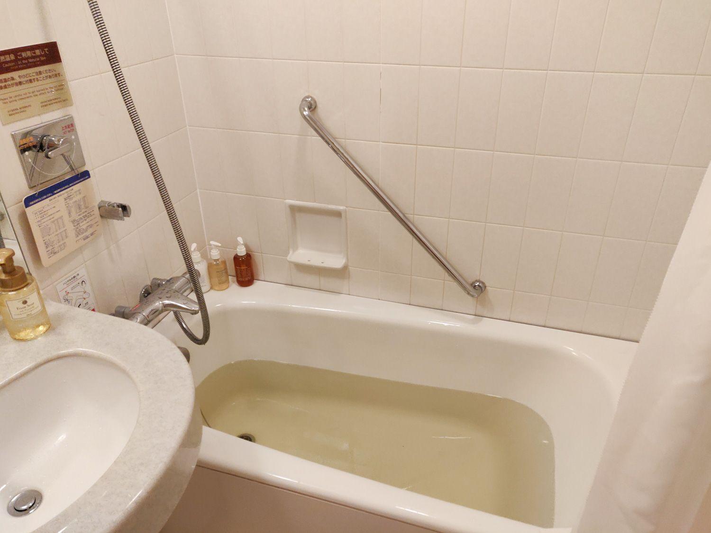 ホテル阪神大阪 浴室