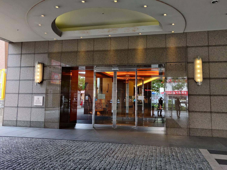 ホテル阪神大阪 入口
