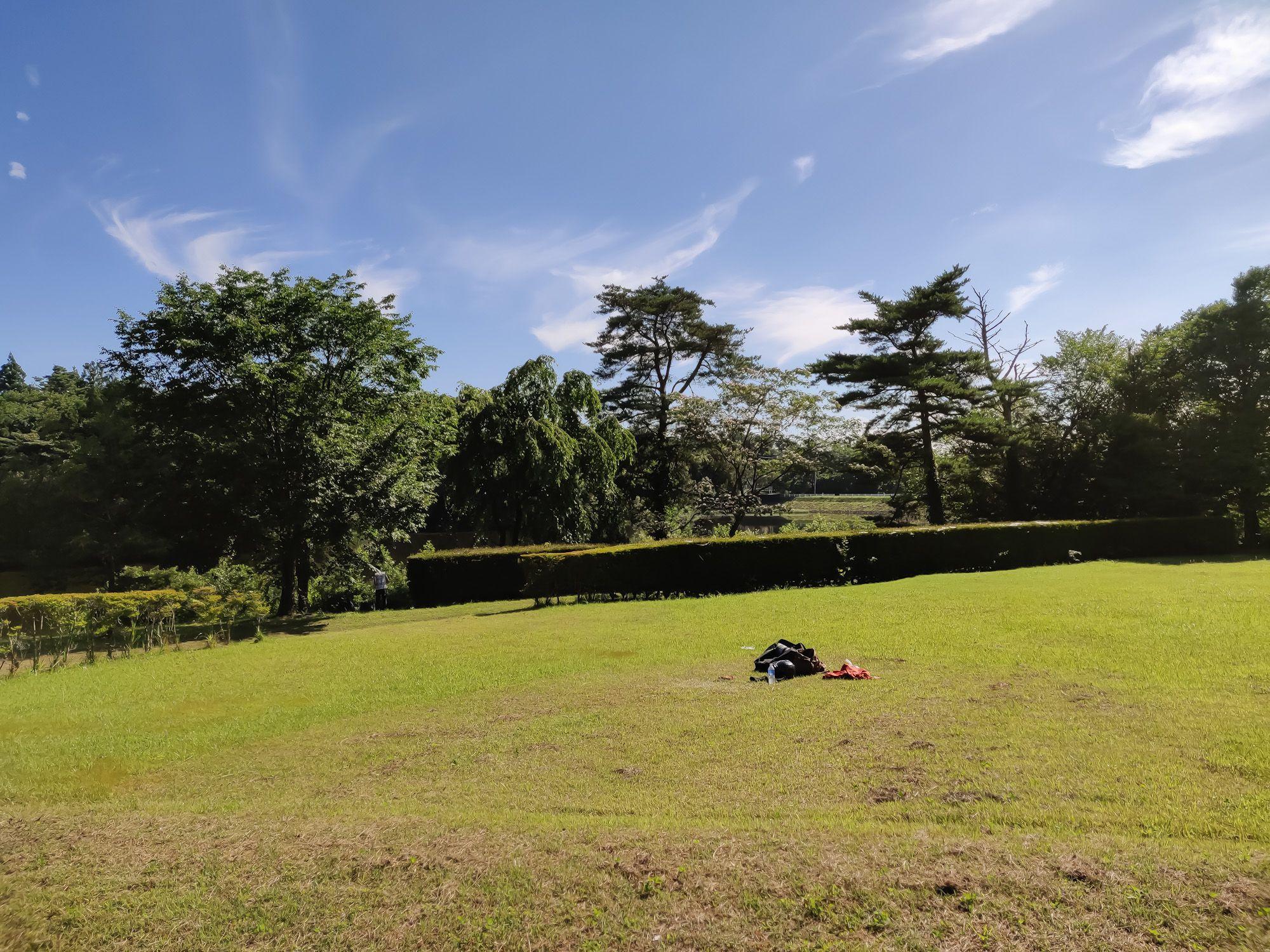 高清水新堤自然公園キャンプ場