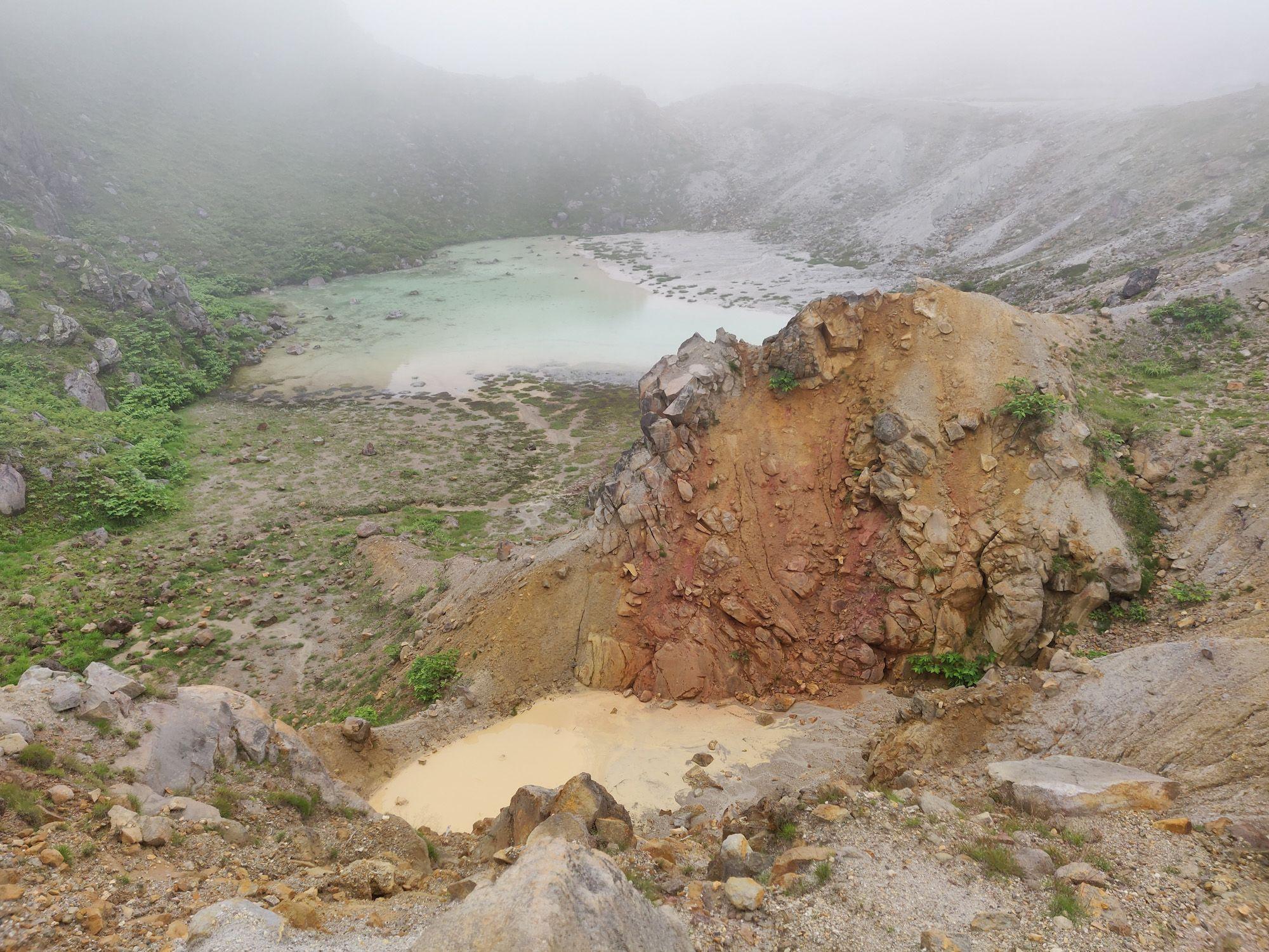 焼山 空沼