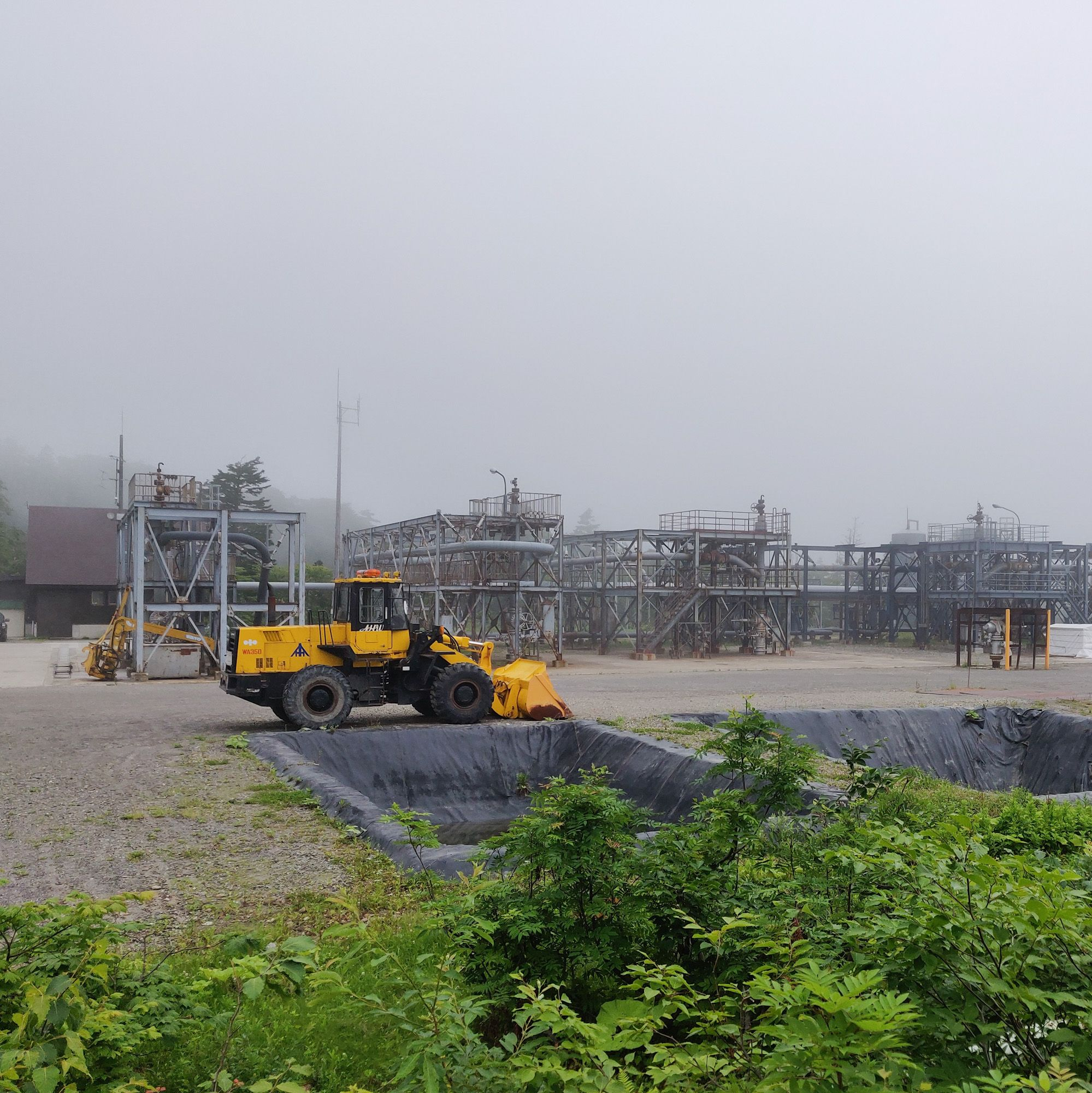 澄川発電所