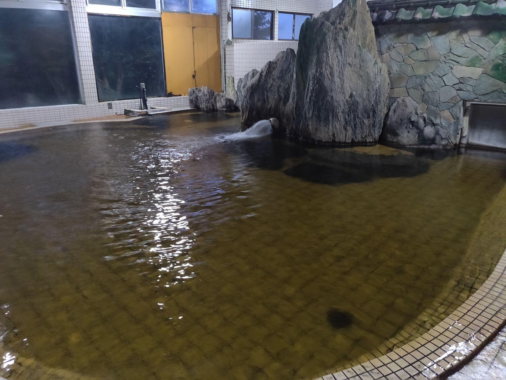 新菊島温泉 浴室
