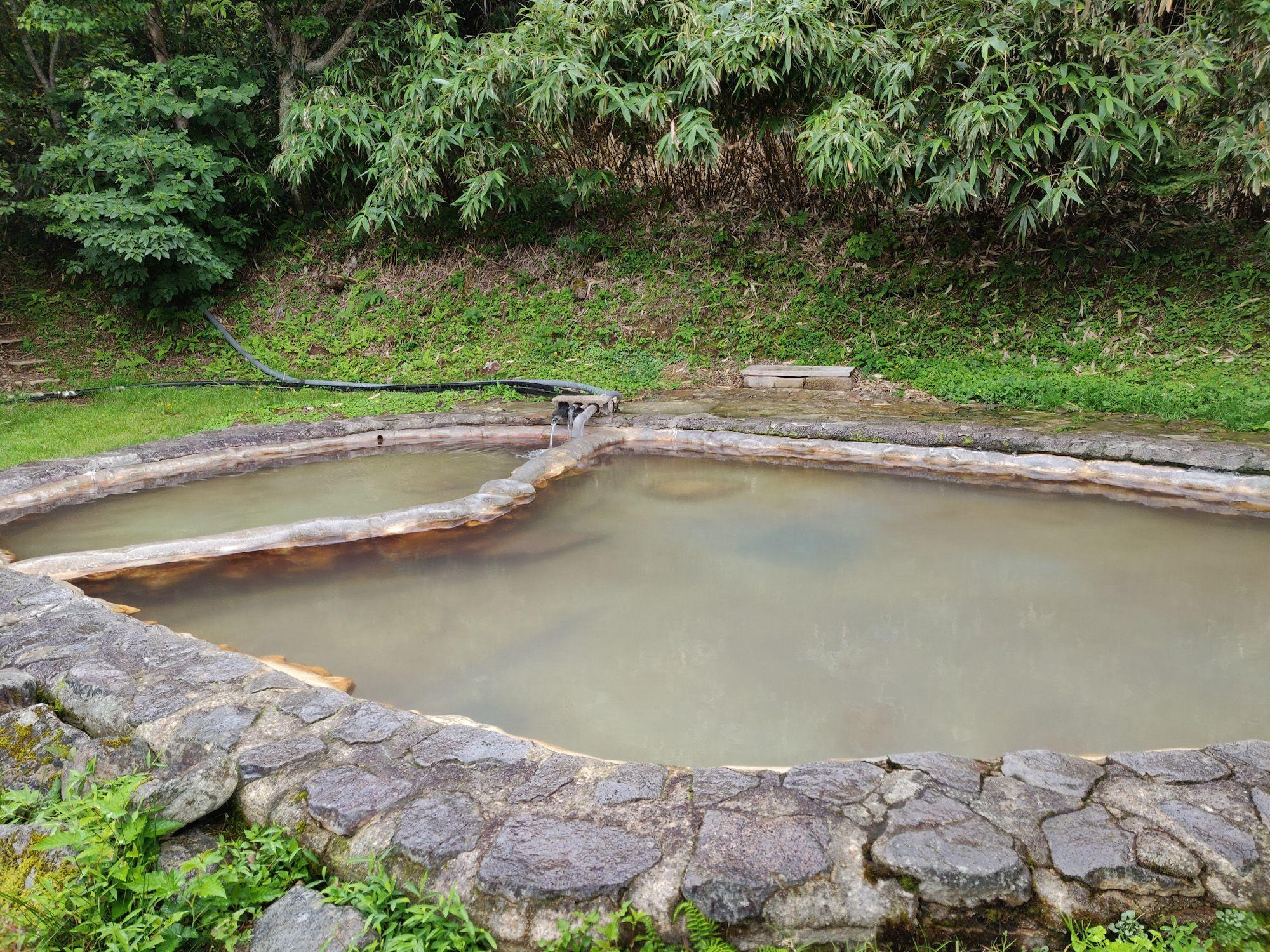 煙草屋 浴槽