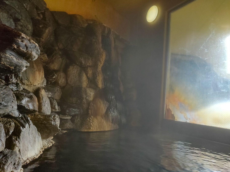 美肌美人の湯 浴槽