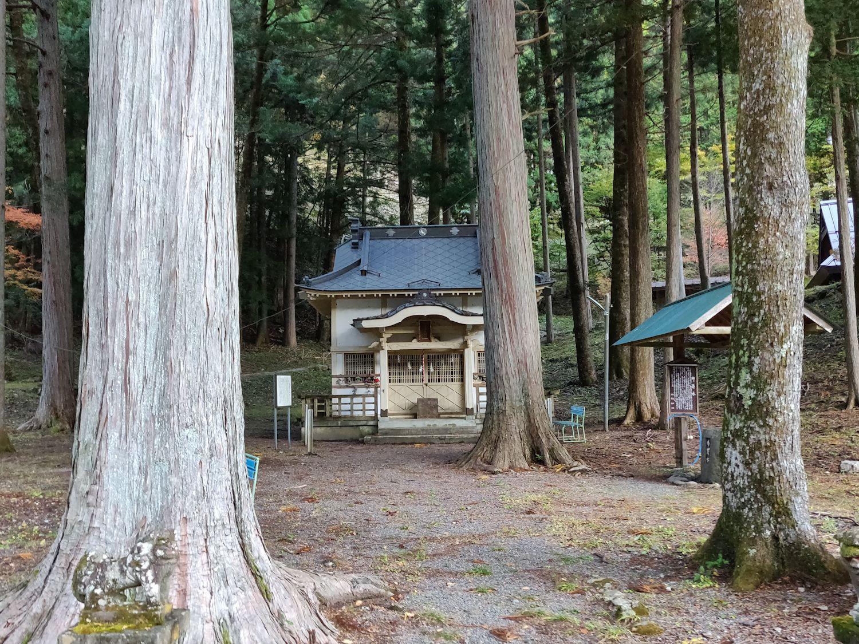 奈良法王神社
